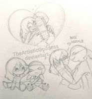 Whispeo doodles by TheArtisticGoddess