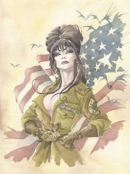 All American Mistress 2013 by GrisGrimly