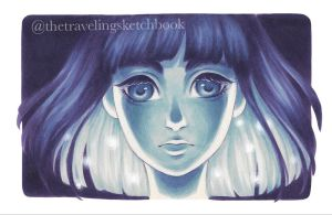 January Copic Color Challenge  by novahowe