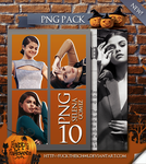 SELENA GOMEZ PNG PACK by Fuckthesch00l