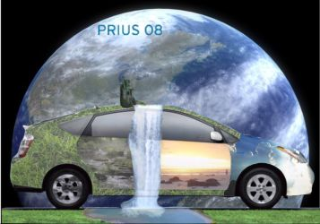 Prius Advertisement by SilentRainKisses