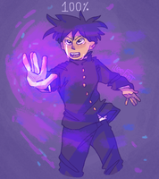 mp100 spoilers| THINGS HE DID!! THAT!!! by iLee-Font