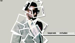 Kanye West Paranoid by the-king-alam