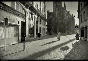 Early morning by veftenie