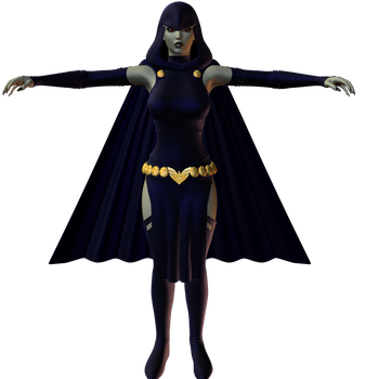 Preview: Raven by willdial