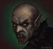 Vampire by ArtDeepMind