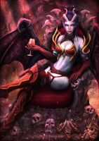 King for a day   Queen for eternity by Zerox-II