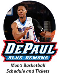 Wintrust Arena Ticket DePaul by wintrustarenatickets