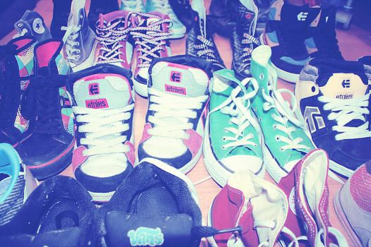 Sneakers by Maria210596