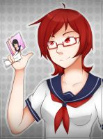 Yandere Simulator - Info-chan by Annington