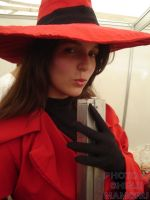 Carmen Sandiego by Shinji-Mamoru