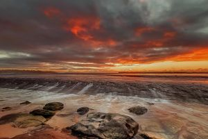 Mollymook Dawn 6 by TarJakArt