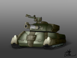 Tank? by ChromeFlames