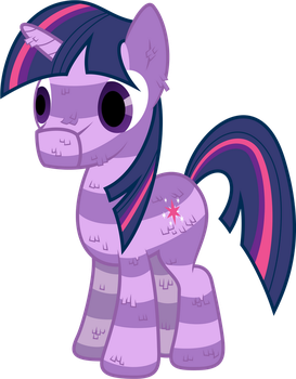 Twilight Pinata by delectablecoffee