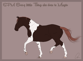 SOLD - SPM Every little Thing she does is Magic by chelissima