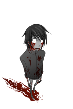 Bloody empty space by Naimane