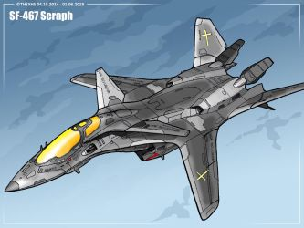 SF-467 Seraph by TheXHS
