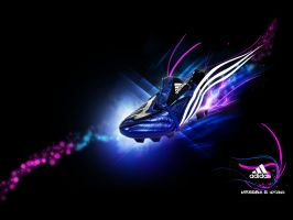 ADIDAS Predator Wallpaper by richworks