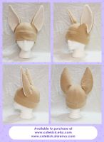 Fennec Fox Hat by cutekick