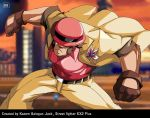 Cracker Jack fromStreetfighter EX2 PLUS by Kazemb