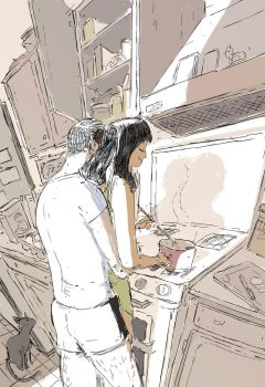 Those mornings... by PascalCampion