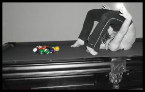 . Billiard Contortion . by iNfECTeD-eX
