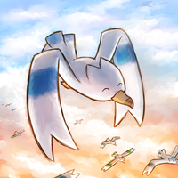 Gen3 Collab: Wingull