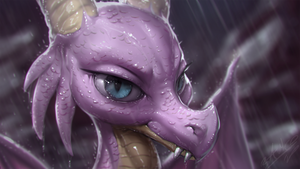 A Dragon's Warming by AssasinMonkey