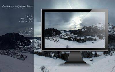 Corvara - wallpaper pack by SaBi88