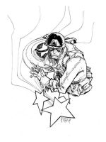 WW2 CAPTAIN AMERICA_commission by EricCanete