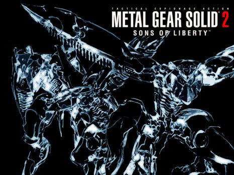 Metal Gear Solid 2 :: 01 by FL1P51D3