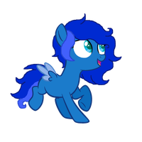 E5 filly by MintyMagic74