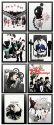INFINITE Mini Posters by vorfreudes
