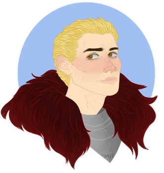 Commander Cullen by Cryptid-Cutie