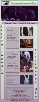OUTDATED!!! check new comm info by Lilith-the-5th