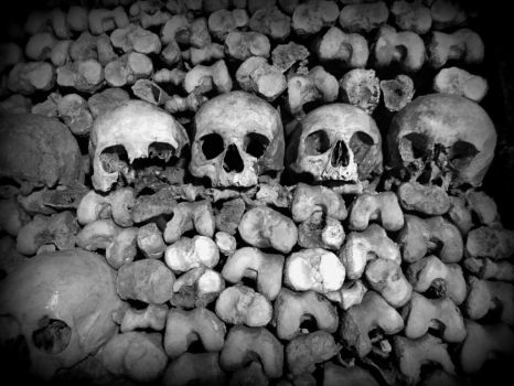 Catacombs by SlytherinsHeiress