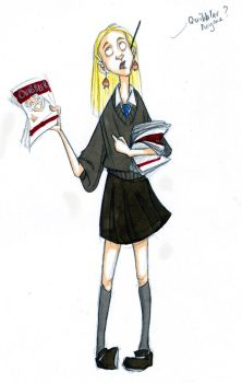 Ravenclaw? Free Quibbler by Forbis