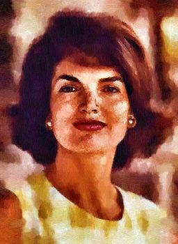Jackie Kennedy by peterpicture
