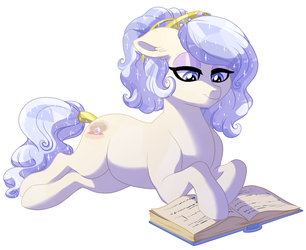 Comm: Opalescent Pearl by Lopoddity