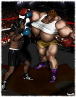 The Boxing, Boxers... by Stone3D