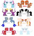 Mlp Adopts (CLOSED) by xXSoft-SilenceXx
