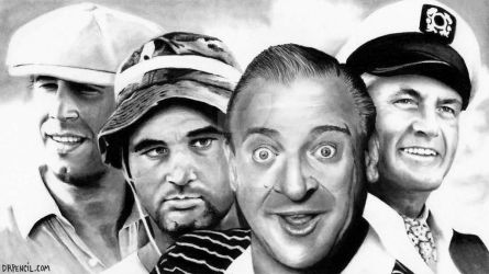 CADDYSHACK CREW by Doctor-Pencil