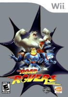 Road Rovers Wii by CloudtheLegend2005