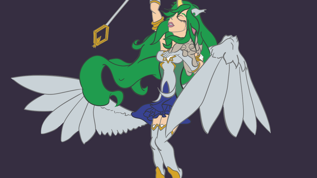 Star Guardian Soraka [WIP 2] by altimis