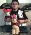 mlp Cutie Mark Crusaders plushies New Home by CINNAMON-STITCH
