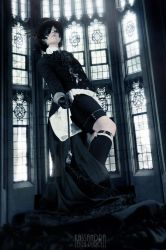 Young Master. by KassandraLeigh