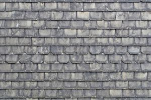 Slate Rooftile Texture 01 by SimoonMurray