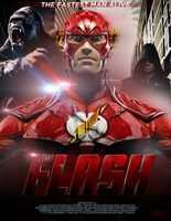 THE FLASH - POSTER II by MrSteiners