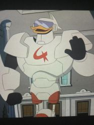 Gizmoduck by OhYeahCartoonsFan