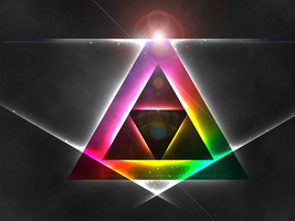 Triangles by makaroniczos